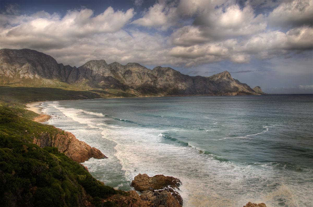 South African Coastline