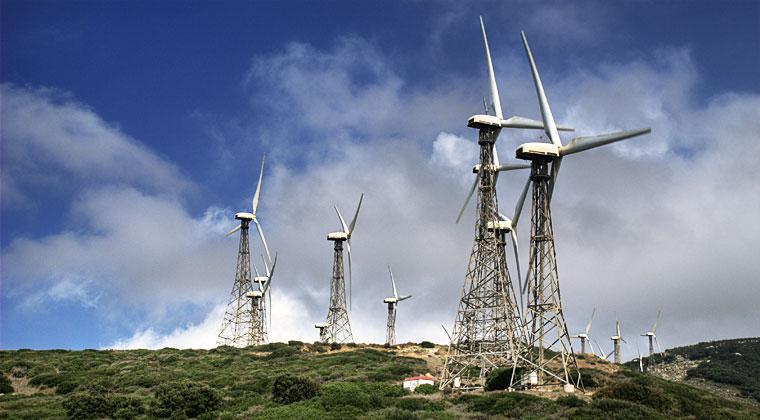 Tarifa windmills