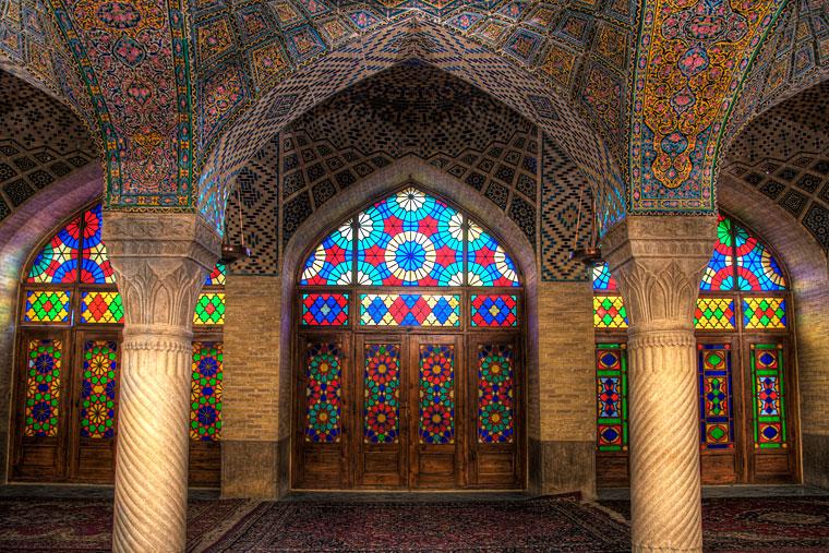 Photo of the week – Nasir-Ol-Molk Mosque, Shiraz