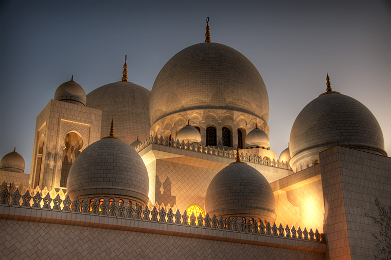 Photo of the week – Sheikh Zayed Mosque