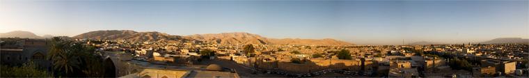 Shiraz panorama