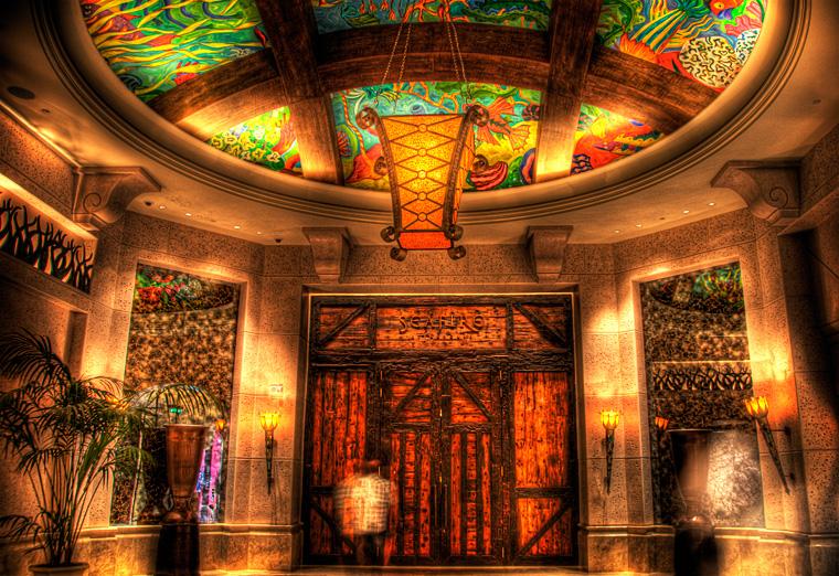 The gates of Atlantis