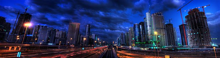 The new Dubai