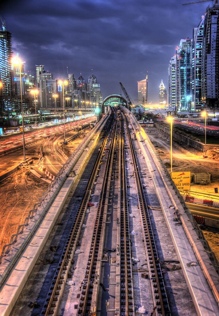 Dubai Metro II