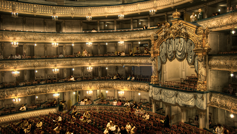 Opera at the Mariinsky Theatre