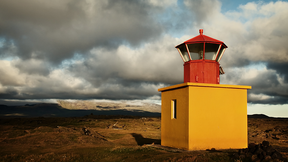 Icelandic lighthouse #1