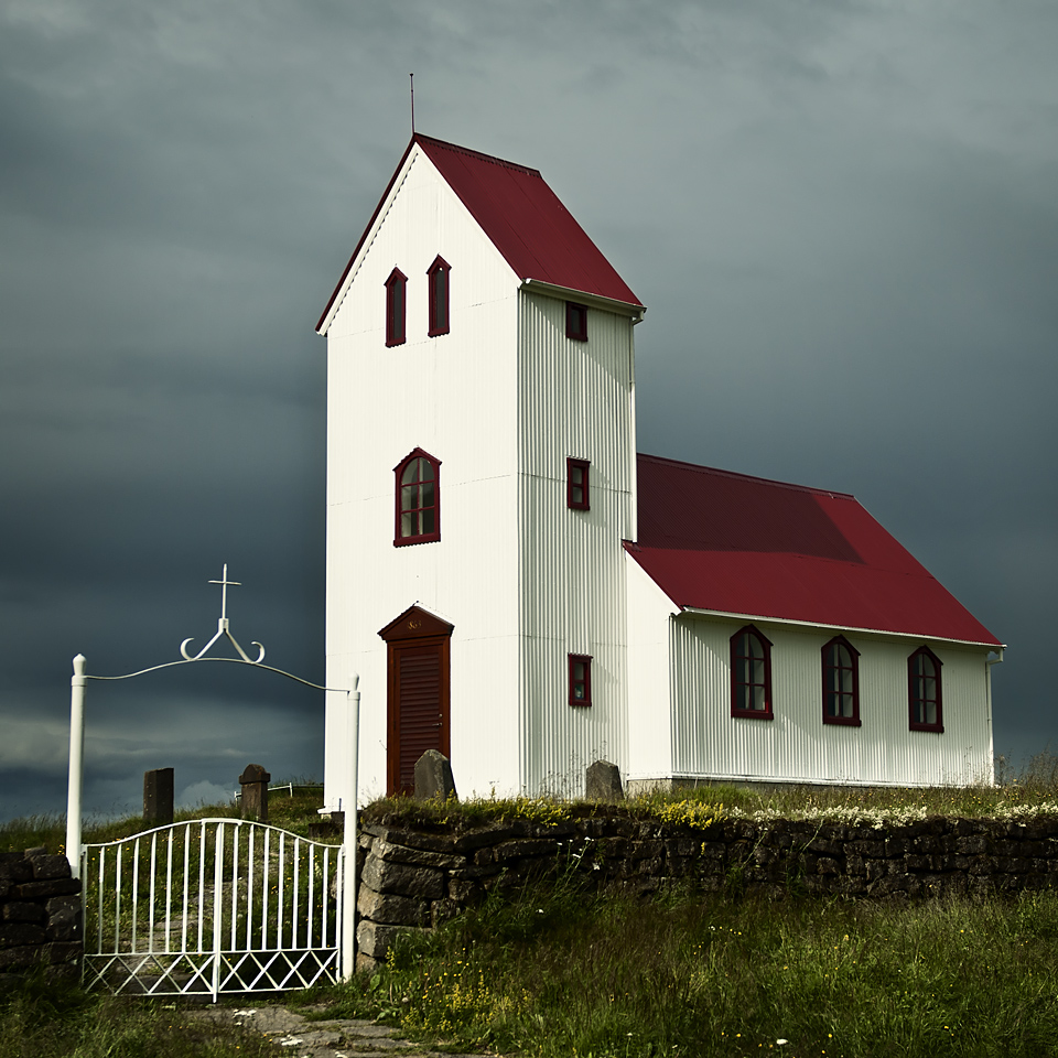 Icelandic church #1