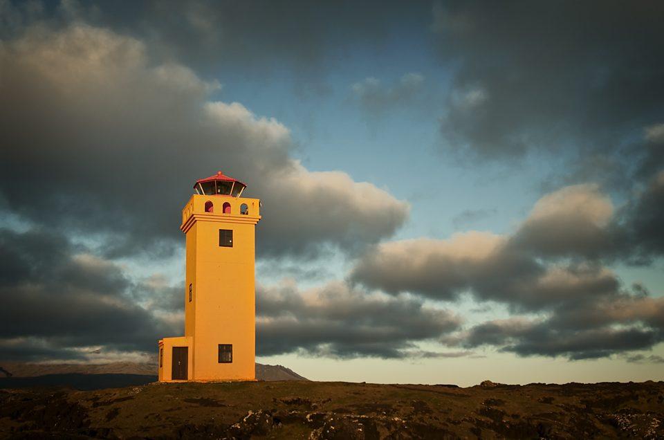 Icelandic lighthouse #2