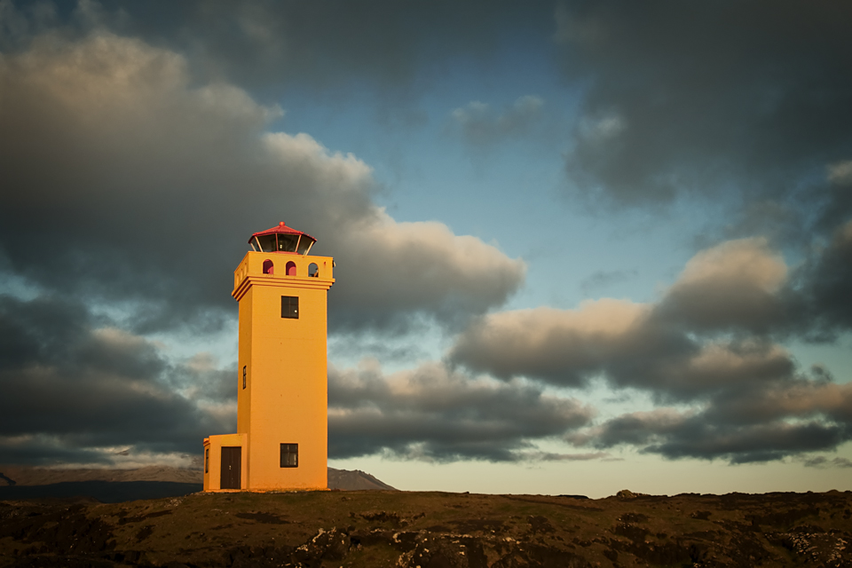 Icelandic lighthouse #2