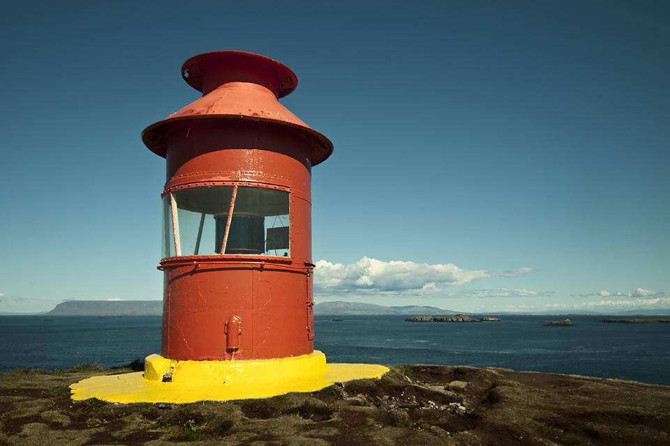 Icelandic lighthouse #3