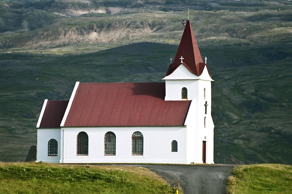 Icelandic church #3