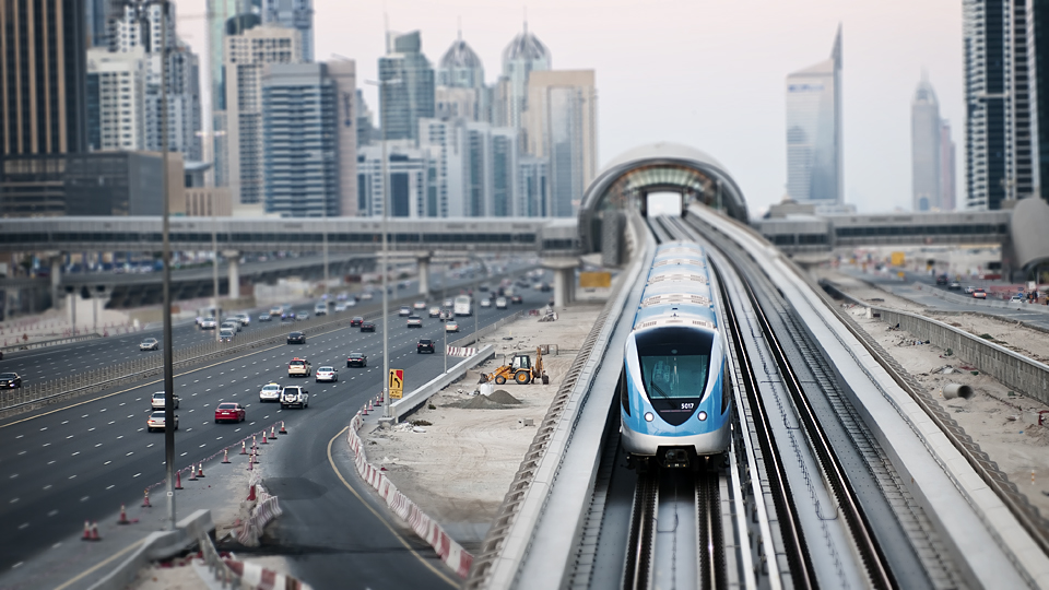 Dubai Metro #5