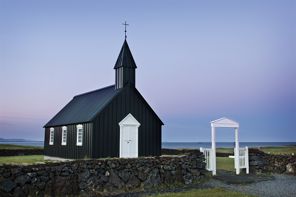 Icelandic church #4