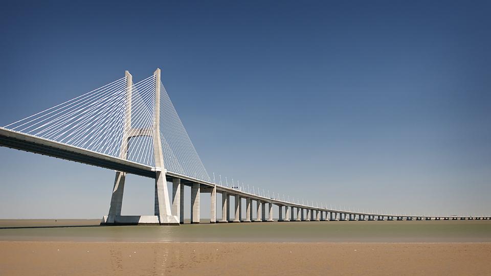 Ponte Vasco da Gama #1