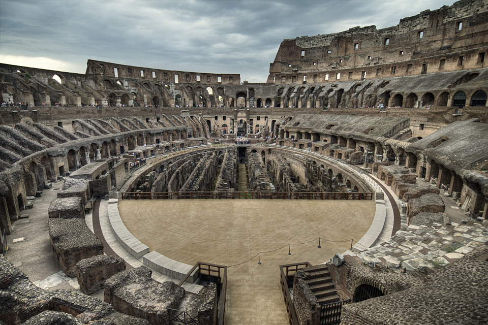The Colosseum #1