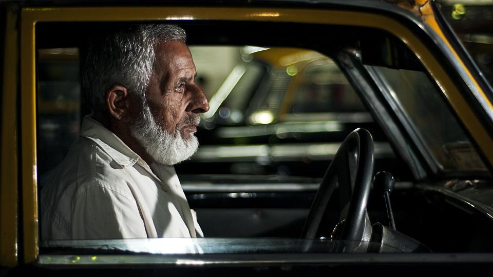 Mumbai taxi driver