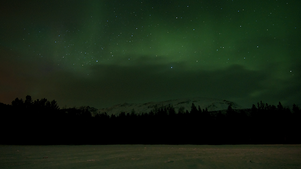 The northern lights #2