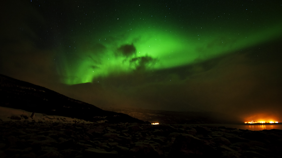The northern lights #3