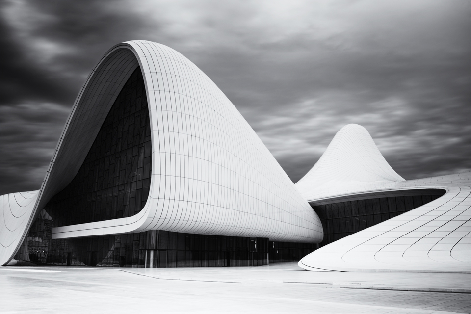 Heydar Aliyev Center #2