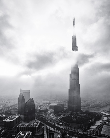 Chasing the fog