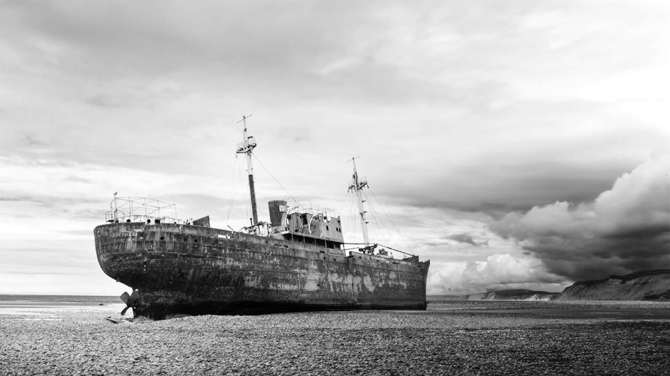 The Desdemona shipwreck