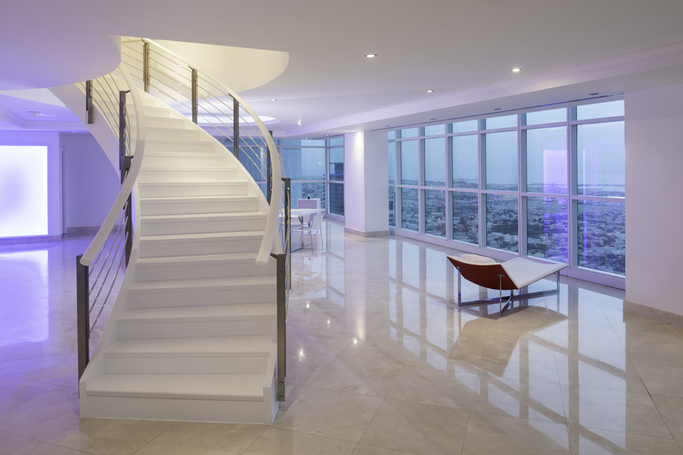 BTS Monday – Sheikh Zayed Road penthouse