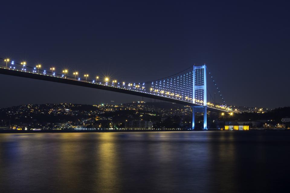 Across the Bosphorus