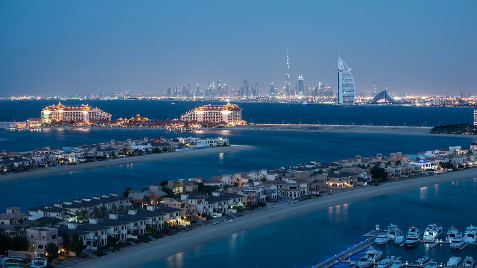 Layers of Dubai