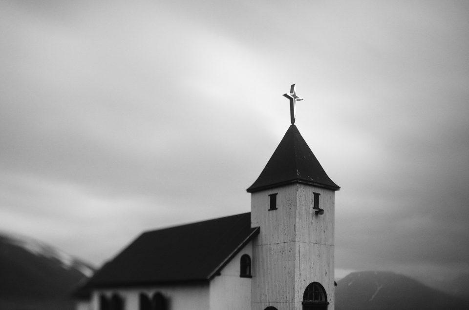 Icelandic church #6