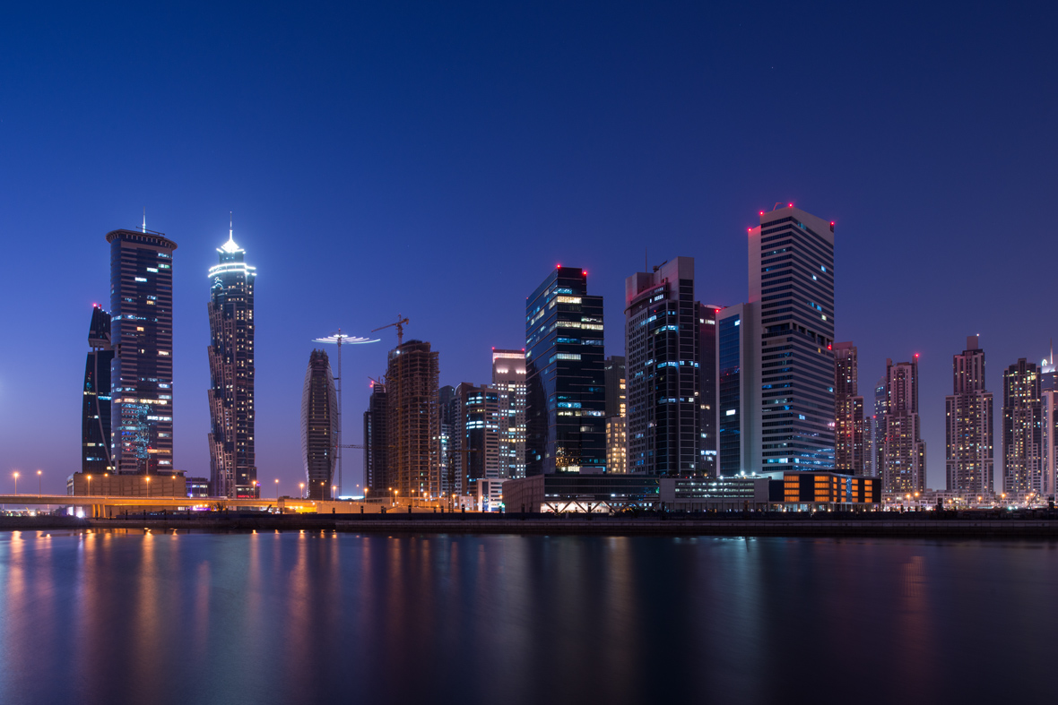 Blue hour and night photography workshop