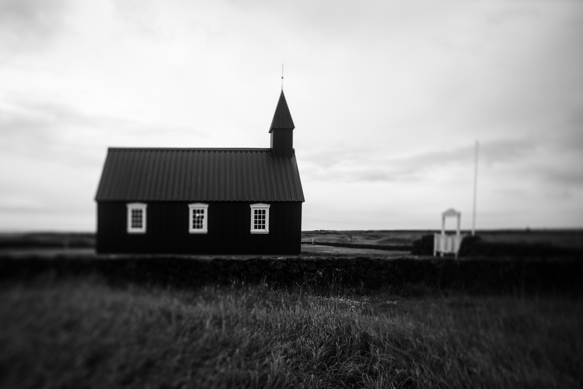 Icelandic church #7