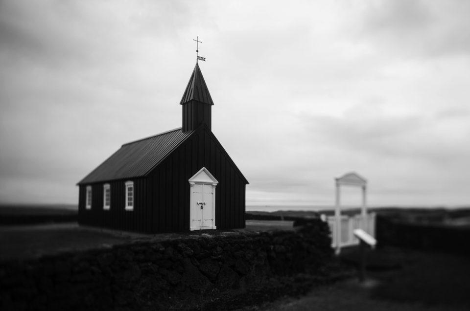 Icelandic church #5