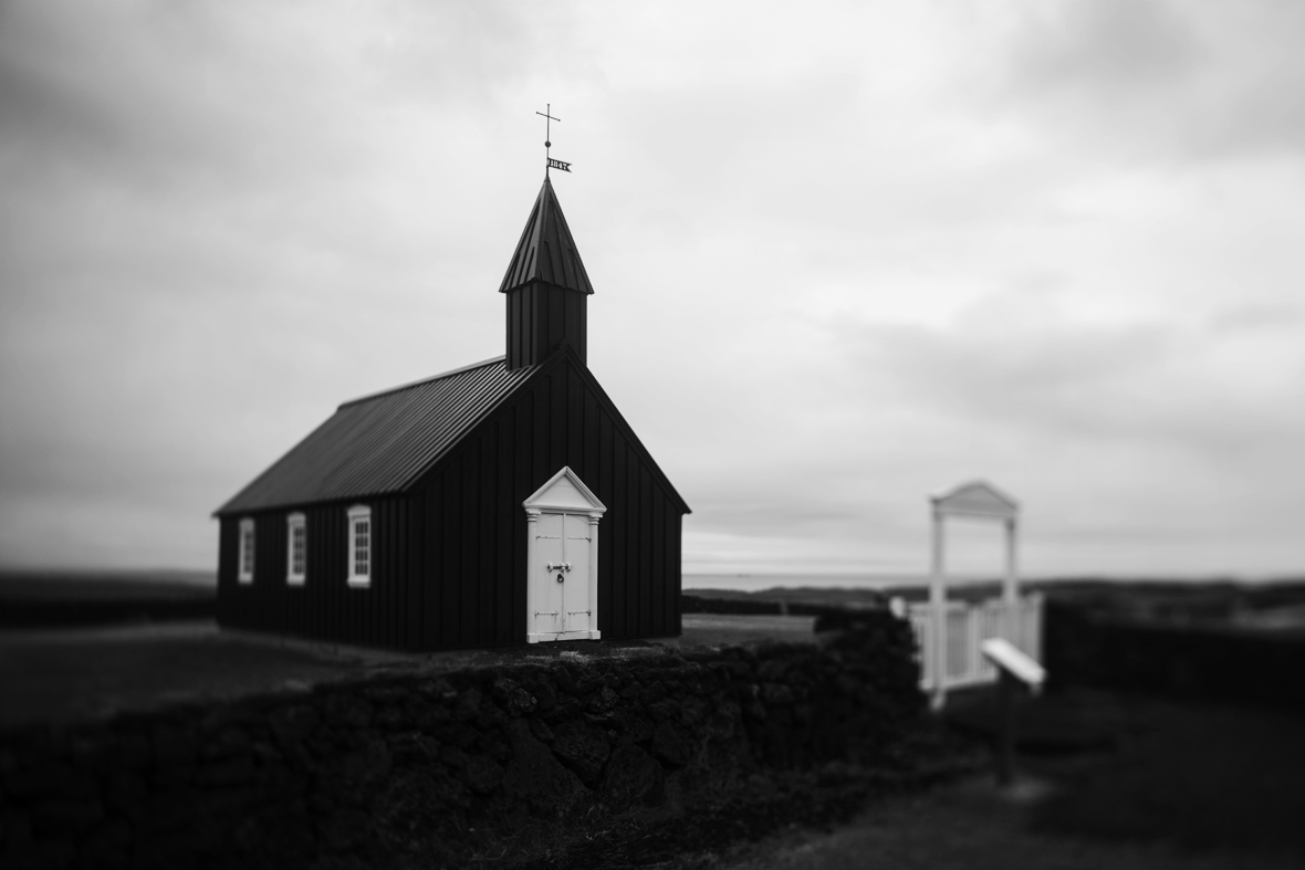 Icelandic church #5