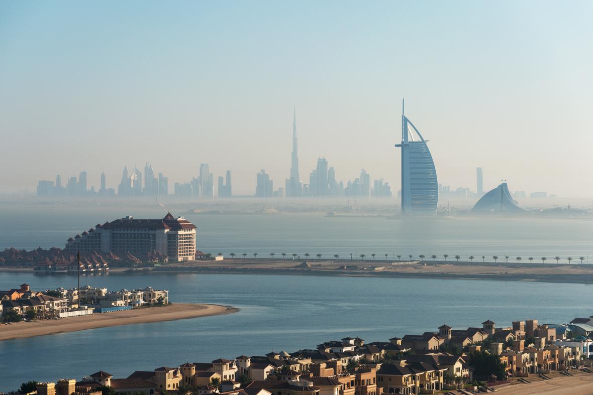 Layers of Dubai #2