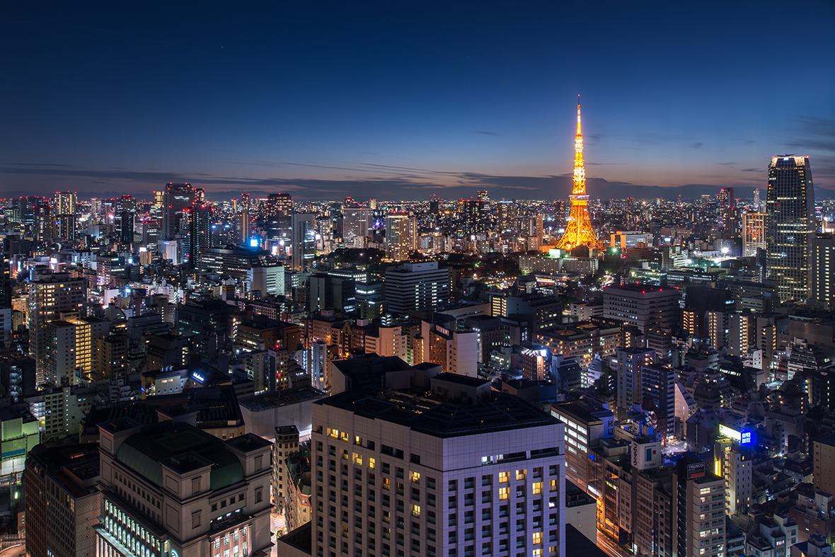 Tokyo at night #1