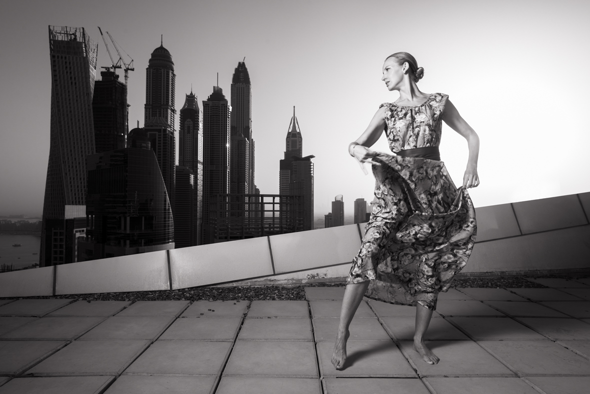 Grace in the concrete jungle #3