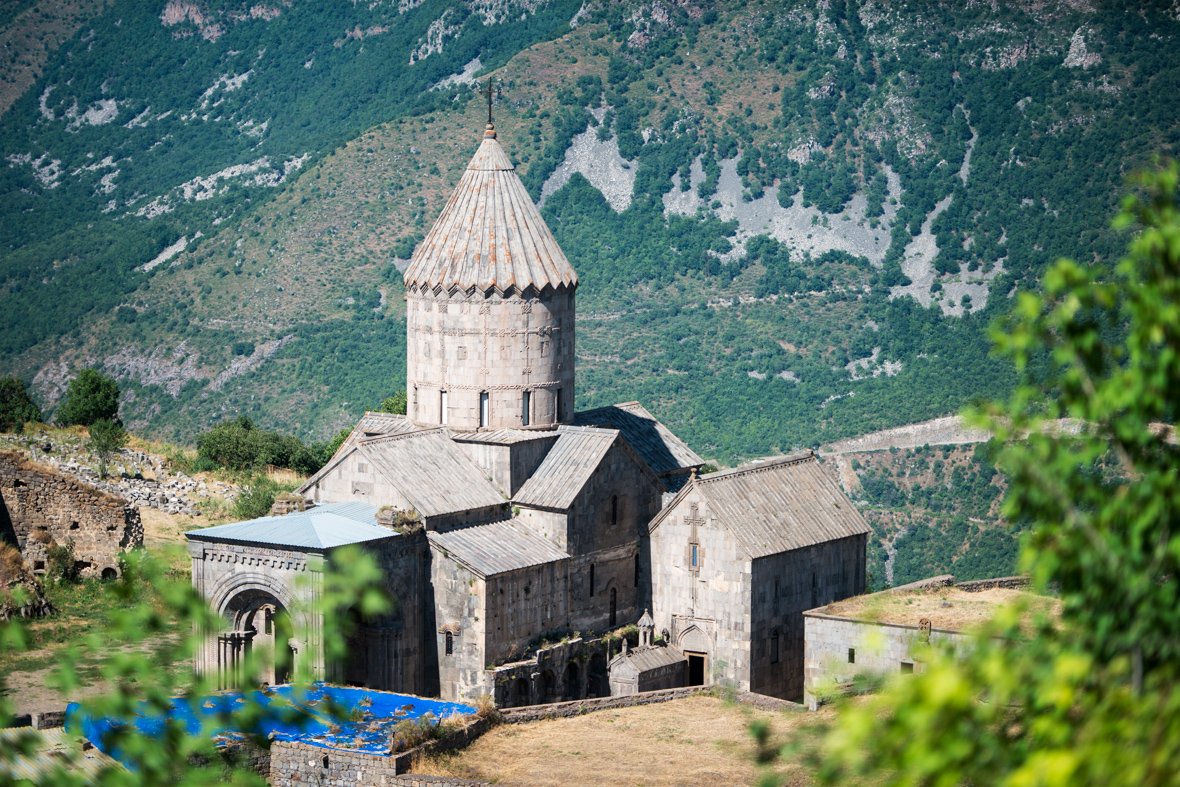 Tatev Monastery #1
