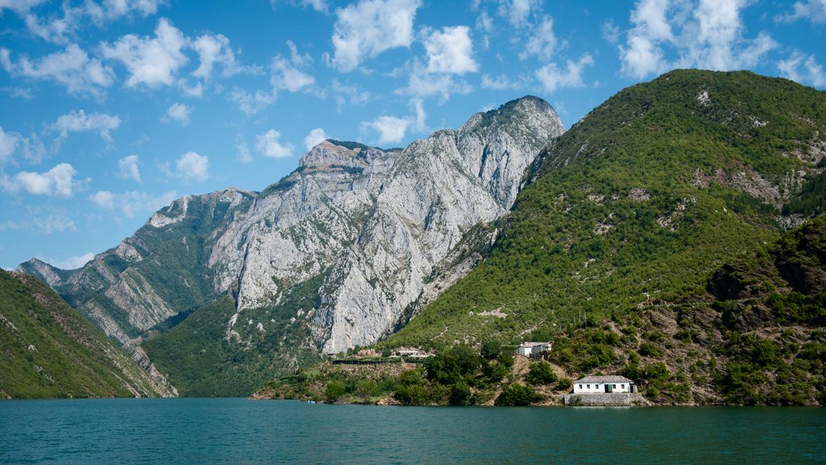 Komani Reservoir #1