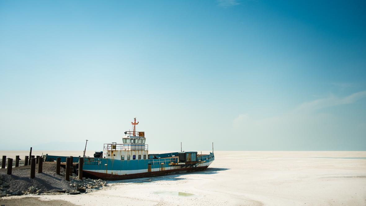Lake Urmia no more