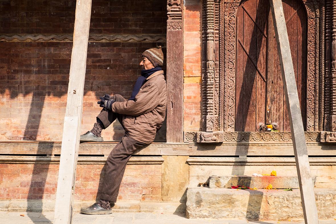 The streets of Kathmandu #1