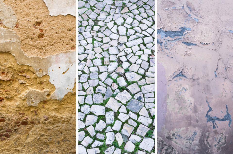 Alfama textures