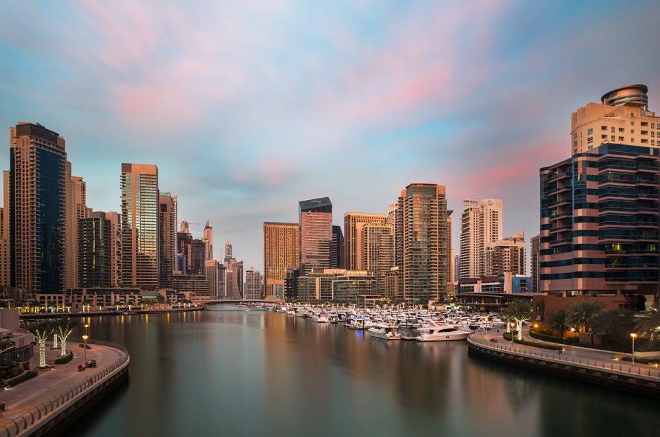 Dubai Marina 2016 #1
