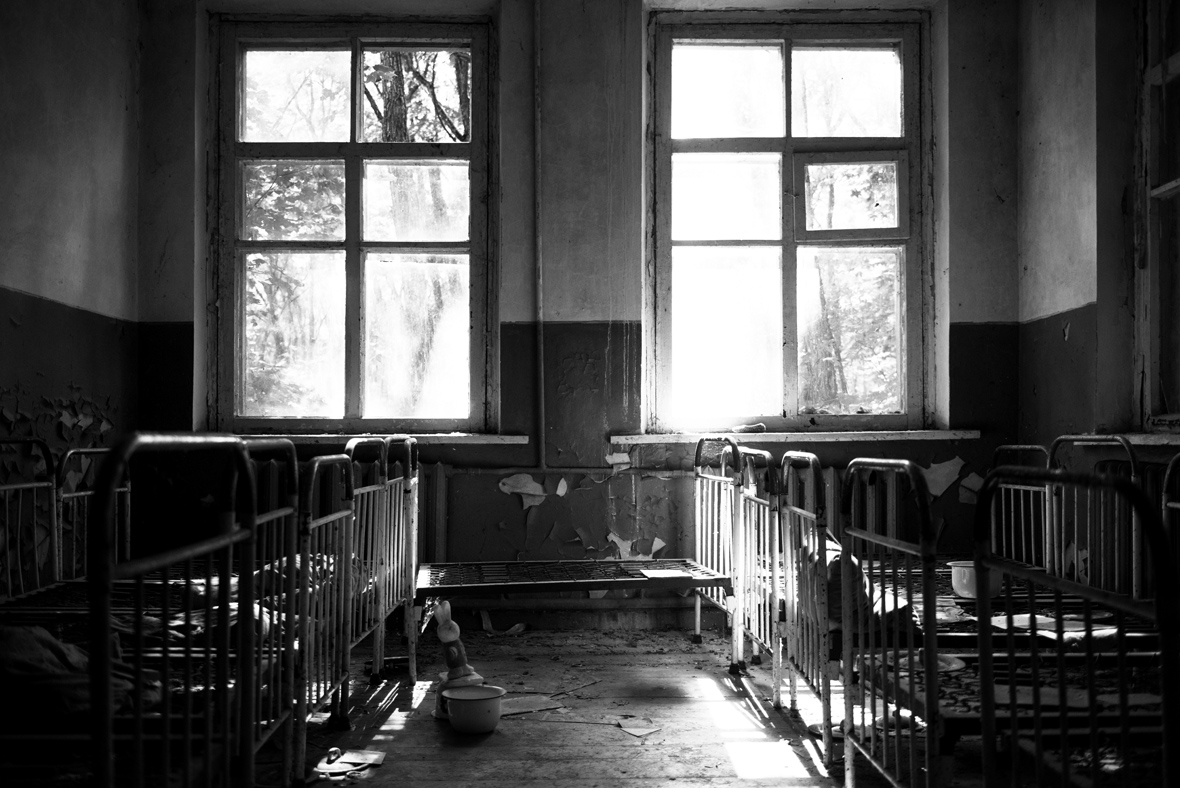 30 years since Chernobyl #1