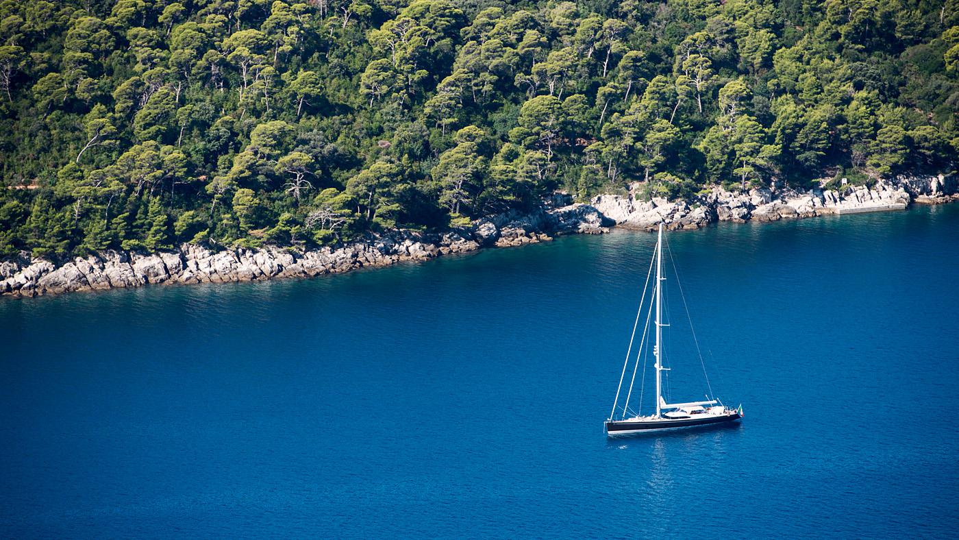 Sailing the Adriatic #1