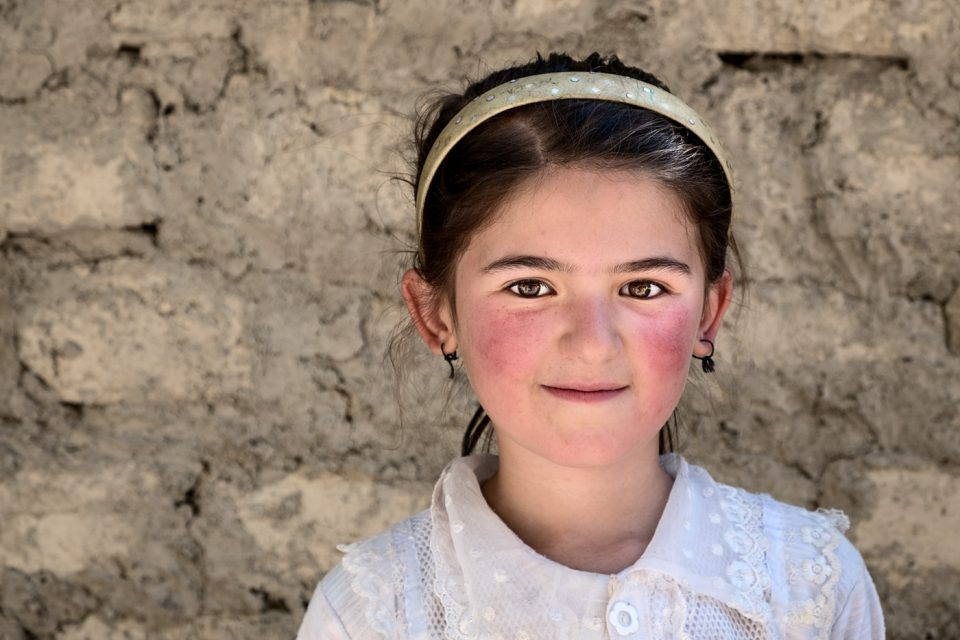 Tajik girl