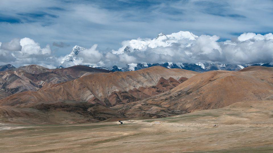 The Tibetan Plateau
