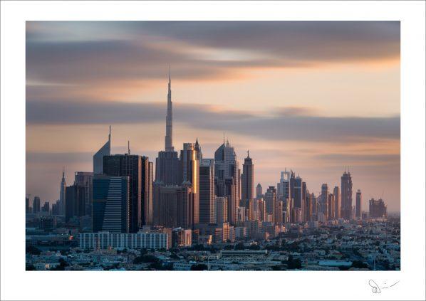 Dubai skyline #1