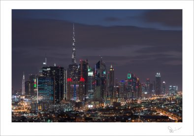 Dubai skyline #2