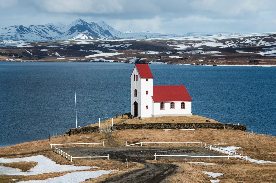 Icelandic church #8