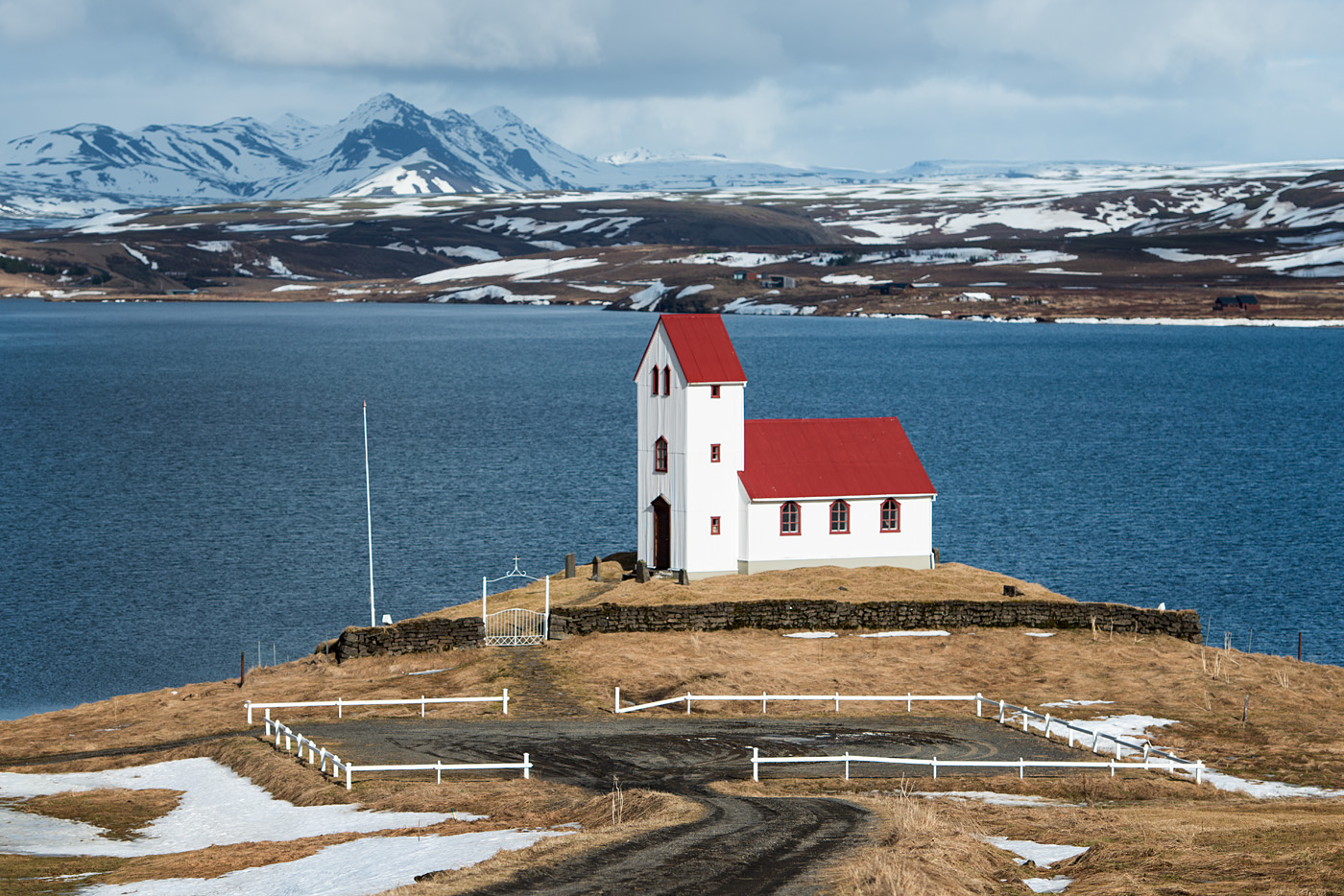 Icelandic church #8